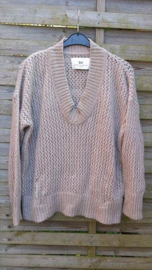 Schöner Day  Birger Pullover Mohair Wolle xl xxl gr 44 46