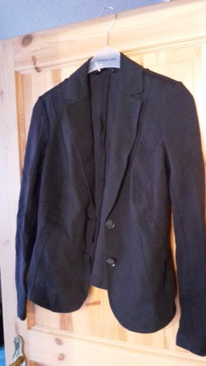 Schöner dunkelblauer Blazer in Größe 34 von Comma