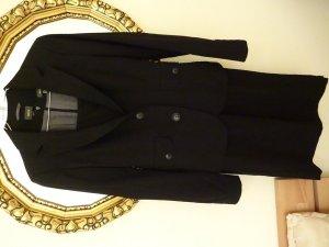 Schöner, eleganter Kostüm: Kleid+ passender Blazer in Schwarz, D36, Mexx