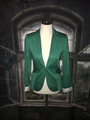 Schöner grüner Blazer
