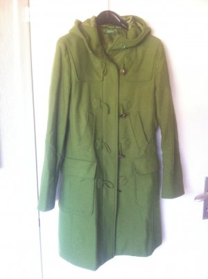 Schöner grüner Montgomery