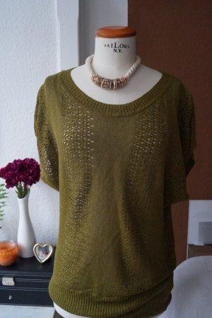 Schöner Grüner Pullover Gr.M H&M