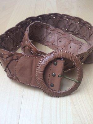 Accessorize Cinturón marrón claro