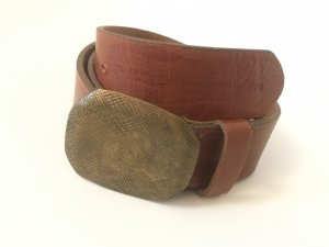 s.Oliver Leather Belt multicolored leather
