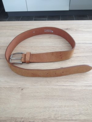Street One Belt cognac-coloured leather