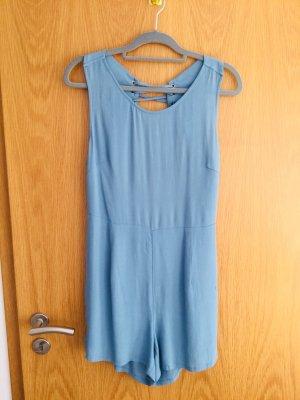 Glamorous Tuta azzurro Viscosa