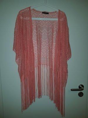 Schöner Hippie Cardigan  in Pink