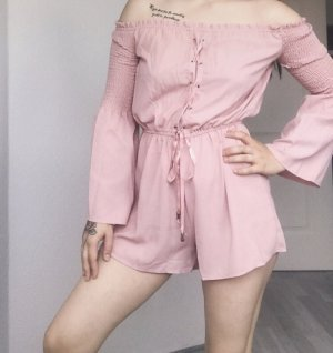 Sheinside Twin Set tipo suéter pink