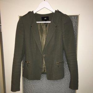 Schöner Khaki H&M Blazer