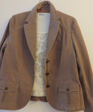 schöner kurzer Baumwoll Blazer der Marke Frankenwälder