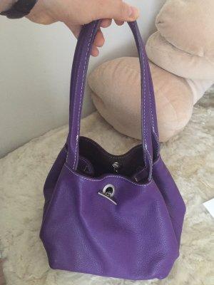 Pouch Bag dark violet