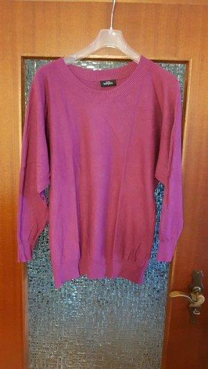 Schöner leichter Pullover mit Fleedermausärmeln von Gina Benotti