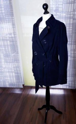 Schöner Mantel, blau, C&A