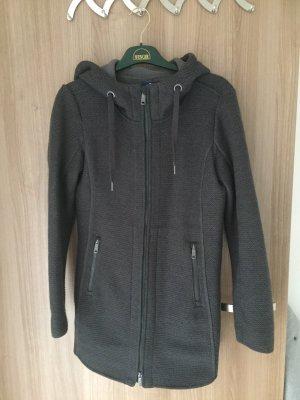 Schöner Mantel mit Fleece von Tom Tailor