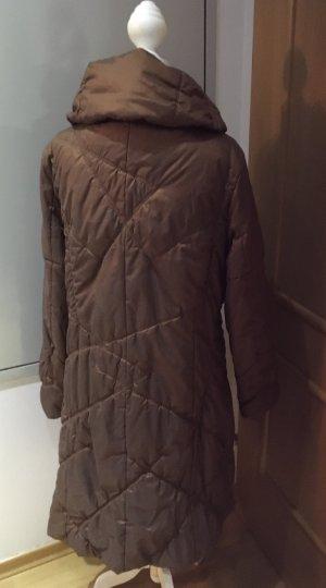 Olsen Gewatteerde jas brons