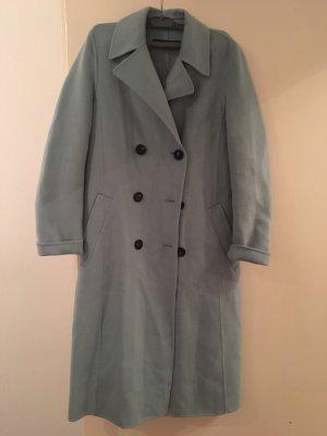 Schöner Mantel von Zara - blassblau