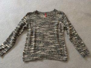 schöner melierter Pullover von Manguun - Gr. XL