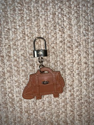 Mulberry Key Chain cognac-coloured-gold-colored