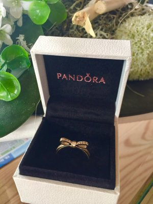 Pandora Gold Ring gold-colored