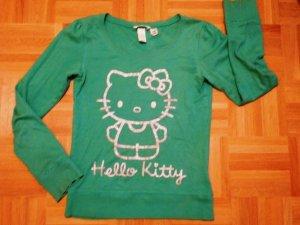 schöner Pulli v. Hello Kitty Gr. 158/164 *wow*