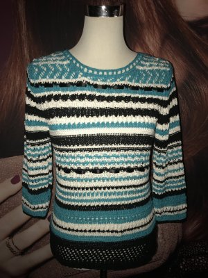 CPM the Collection! Pull en crochet multicolore