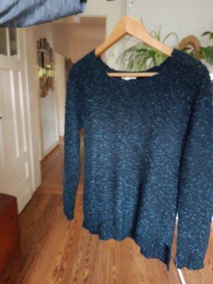 Schöner Pullover aus Glanzgarn