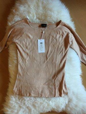 schöner Pullover aus Viskose in Rose Dust