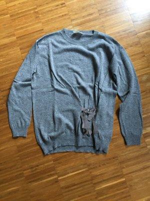 Schöner Pullover, grau, Neu, von Vicolo, Gr Onesize