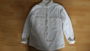 Bogner Sweater wit-limoen geel
