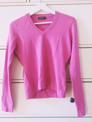 Schöner Pullover mit V-Ausschnitt - Repeat