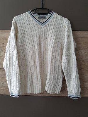 Schöner Pullover, Pulli, Strickpullover, Gr. 36/S