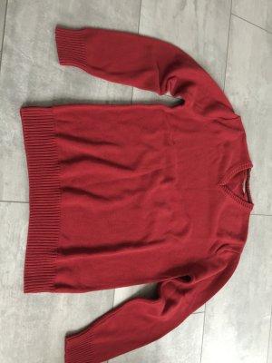 Schöner Pullover rot von Canda
