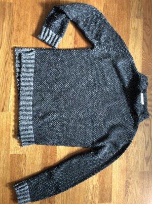 Hugo Boss Maglione di lana multicolore Lana vergine