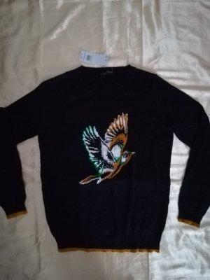 schöner Pullover von Dorothy Perkins, Vogel Motiv