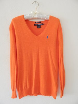 Schöner Ralph Lauren Sport Pullover in orange