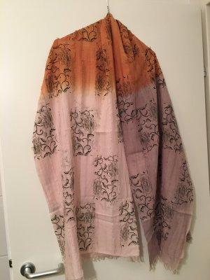 Schöner rechteckiger Schal/ Tuch Baumwolle von Pyaar