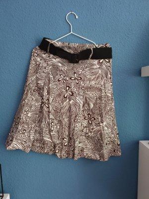 Orsay Cargo Skirt white-brown