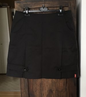 Skunkfunk Asymmetry Skirt black
