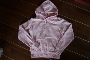 Schöner rosafarbener Hoodie