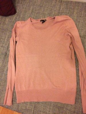 schöner rosaner Pullover Gr:S
