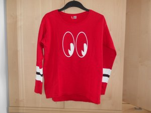 Schöner Roter Pulli / Mickey Mouse