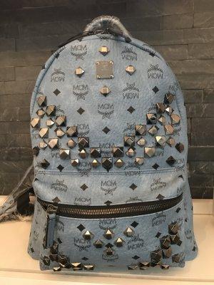 ++ Schöner Rucksack Stark Backpack original & neu von MCM Medium+