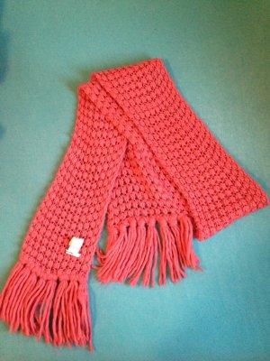 Schöner Schal Pink