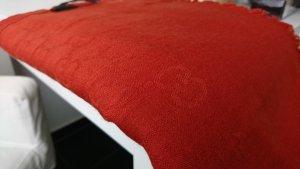 Gucci Woolen Scarf dark orange-russet