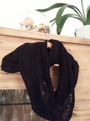 H&M Tube Scarf black