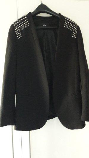 schöner schwarzer Blazer