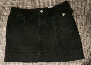 schöner schwarzer jeansrock gr.40