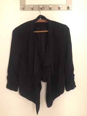 schöner schwarzer kurzer Blazer von Vero Moda Very in der Größe 36 - Hingucker - guter Zustand