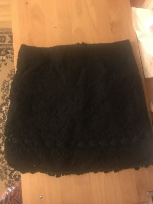 Schöner schwarzer Rock