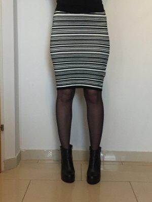 Schöner Streifenrock mega stretchy :) Gr.34